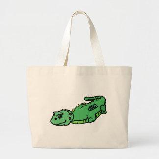 Fib Large Tote Bag