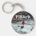FIBArk Key Chain