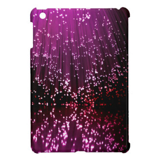 Fiber optic abstract. case for the iPad mini