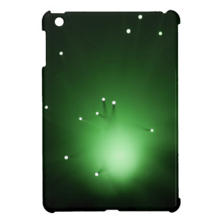 Fiber optic abstract. iPad mini cover
