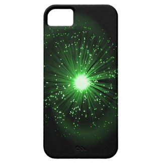 Fiber optic abstract. iPhone SE/5/5s case