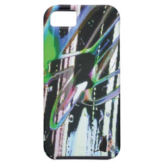 """Fiberous"" iPhone case iPhone 5 Covers"