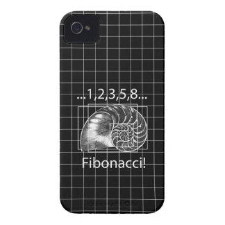 ¡Fibonacci! Case-Mate iPhone 4 Cárcasas