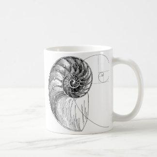 Fibonacci Classic White Coffee Mug