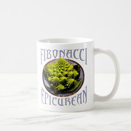Fibonacci Epicurean Coffee Mug