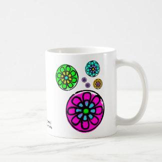 Fibonacci Flower Power Coffee Mug