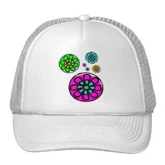 Fibonacci Flower Power Trucker Hat