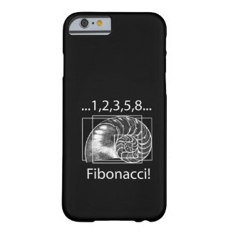 ¡Fibonacci! Funda Para iPhone 6 Barely There
