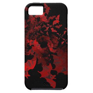 Fibonacci golpea rojo iPhone 5 Case-Mate carcasa