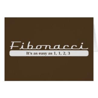 fibonacci It s as easy as 1 1 2 3 Cards