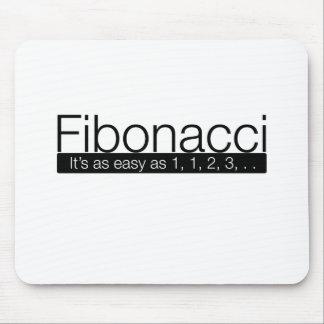 Fibonacci - it s as easy as 1 2 3 mousepads