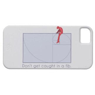 Fibonacci joke iPhone SE/5/5s case