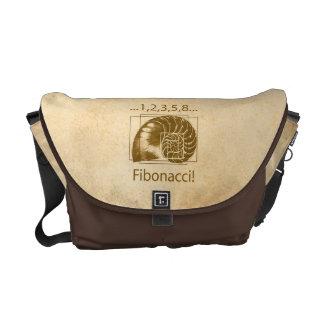 Fibonacci Numbers Commuter Bag