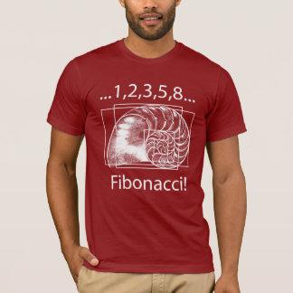 ¡Fibonacci! Playera