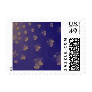 Fibonacci Postage Stamp