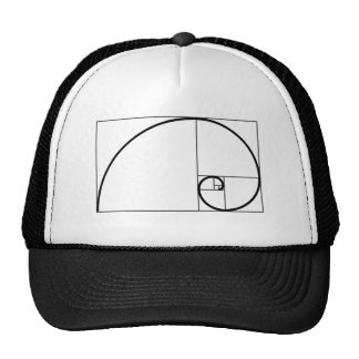 Fibonacci Ratio Trucker Hat