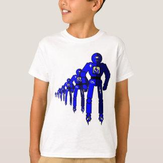 Fibonacci Robots T-Shirt