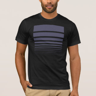 Fibonacci Sequence geomtric t-shirt, lavender-gray T-Shirt
