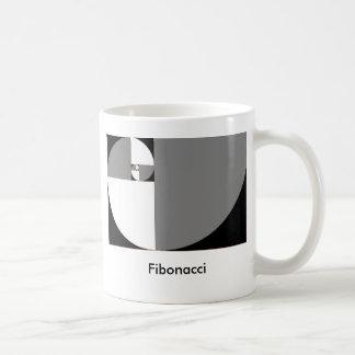 fibonacci_sinistrogira, Fibonacci Coffee Mug