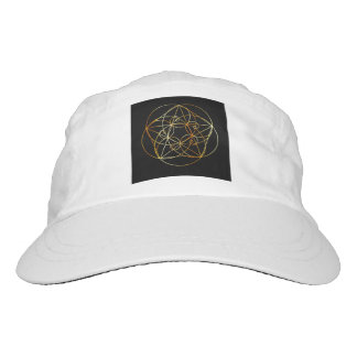 Fibonacci Spiral- The sacred geometry Headsweats Hat