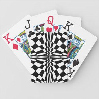 Fibonacci Squares Playing Cards