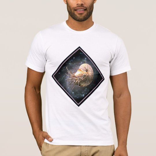 Fibonacci the Cosmic Shirt
