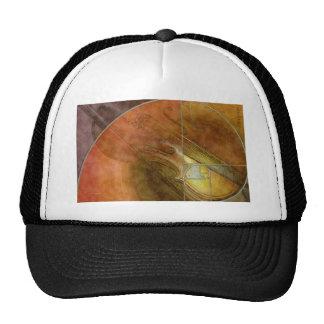 Fibonacci Violin Trucker Hat