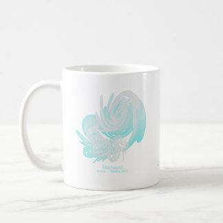 Fibonacci Waves Coffee Mug