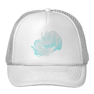 Fibonacci Waves Trucker Hat