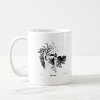 Fibonacci's Bats Coffee Mug
