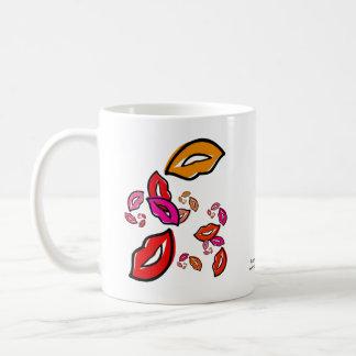 Fibonacci's Lips Coffee Mug
