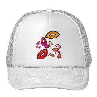 Fibonacci's Lips Trucker Hat