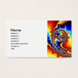 Fibonaccispikeral Business Card