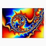 Fibonaccispikeral Card