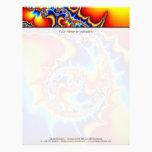 Fibonaccispikeral Letterhead