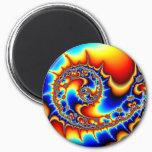 Fibonaccispikeral Magnet