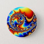 Fibonaccispikeral Pinback Button
