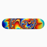 Fibonaccispikeral Skateboard