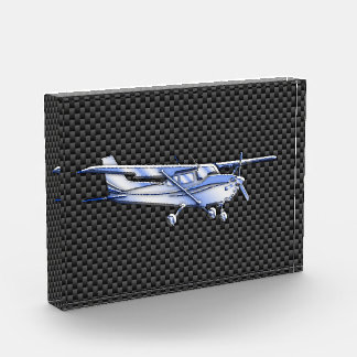 Fibra de carbono clásica del vuelo de Cessna del