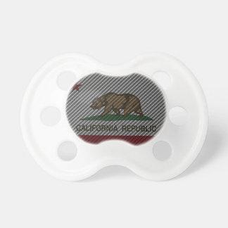 Fibra de carbono de California Chupetes Para Bebés