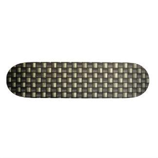 Fibra de carbono (falsa) patinetas personalizadas