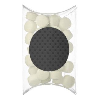 Fibra de carbono micro negra de Kevlar del