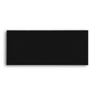 Fibra de carbono micro negra de Kevlar del Sobres