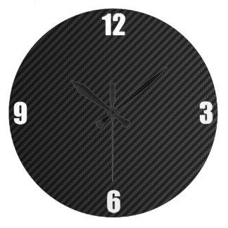 Fibra de carbono relojes