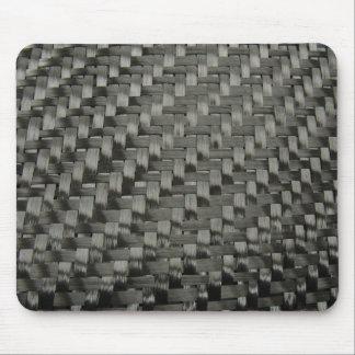 Fibra de carbono tapetes de ratones