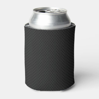 Fibra micro negra del agujerito enfriador de latas