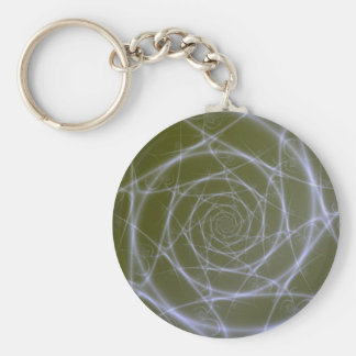 Fibre Optic Soup Keychain