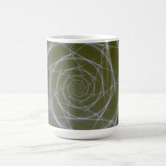 Fibre Optic Soup  Mug