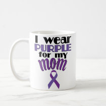 Fibro Awareness Month Support Mom Coffee Mug