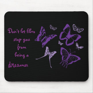 Fibro dream mousepad